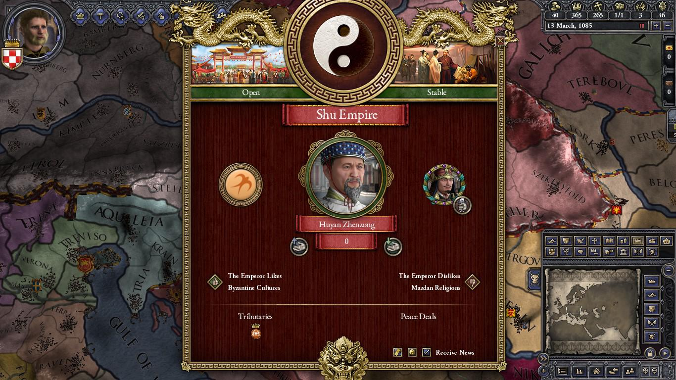Crusader Kings 2: Jade Dragon PC Review | GameWatcher