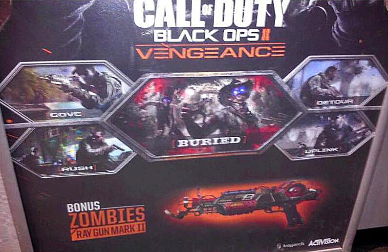 Vengeance DLC for Black Ops 2 leaked by promotion   GameWatcher on