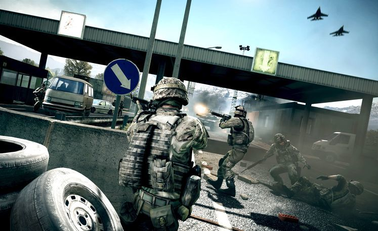 EA to debut Battlefield 4 in next 90 days