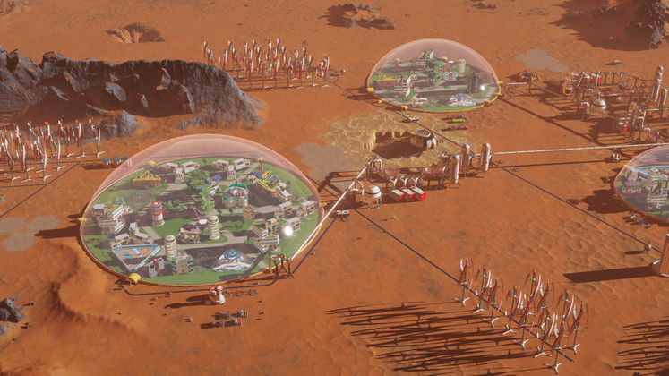 Surviving Mars Release Times, Pre-loading, Download Size – Everything We Know