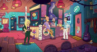 Leisure Suit Larry: Wet Dreams Don't Dry is real