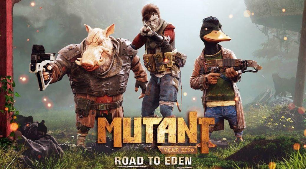Mutant Year Zero: Road to Eden Review PC | GameWatcher