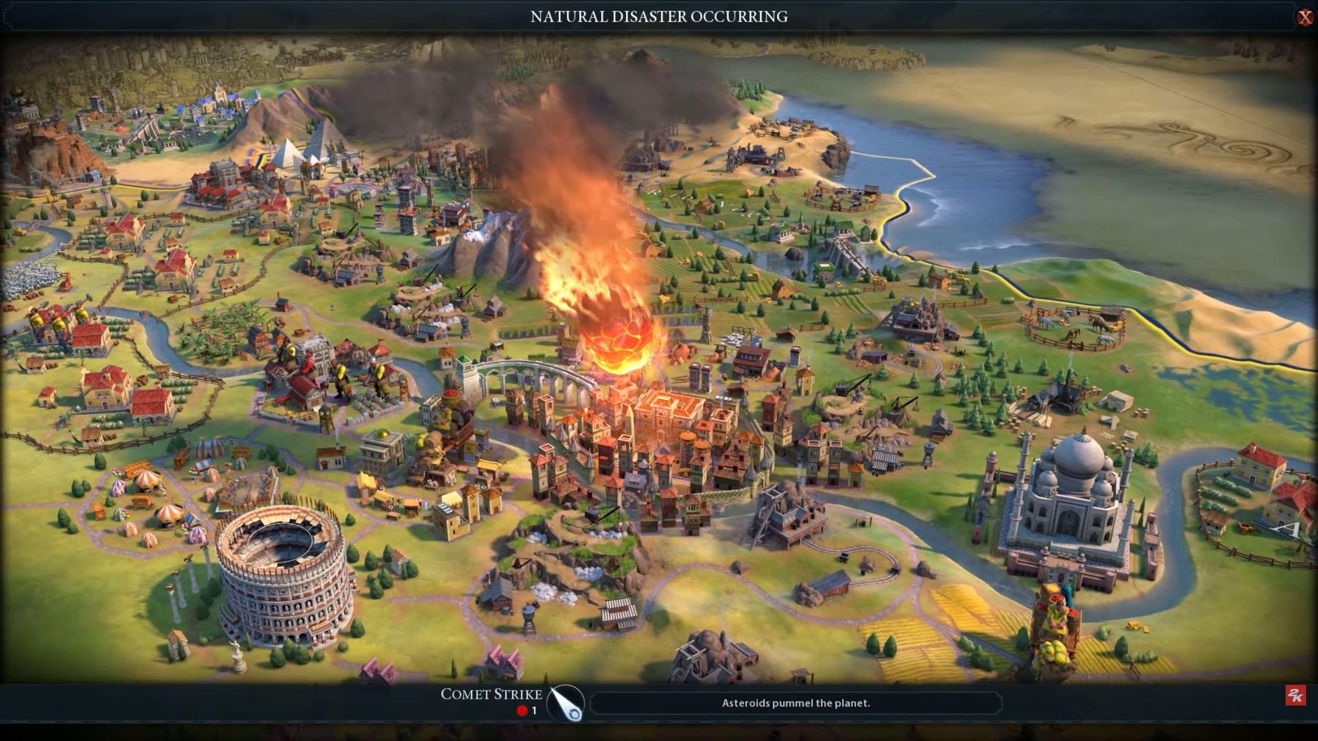 Civilization 6: 150 Runden gespielt - jetzt mit Vorschau