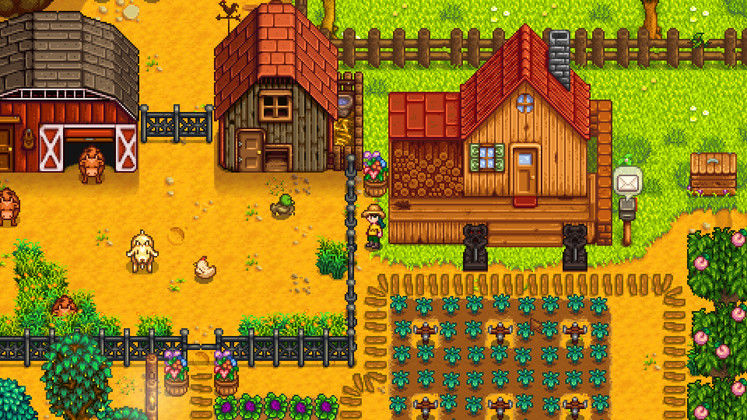 Stardew Valley Multiplayer Update Released