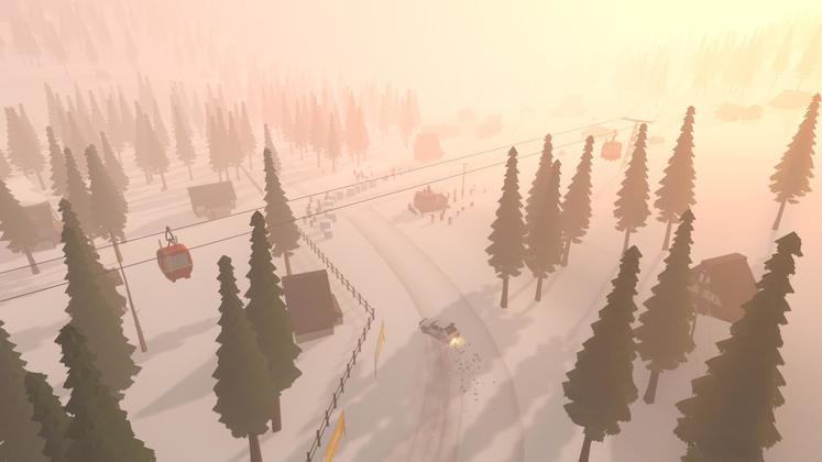 Absolute Drift Developer Announces Art of Rally