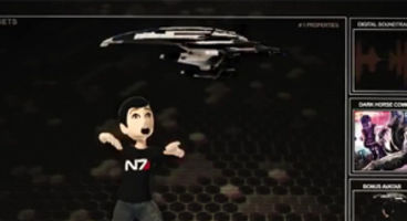 Mass Effect 3 N7 Collector's Edition lands trailer