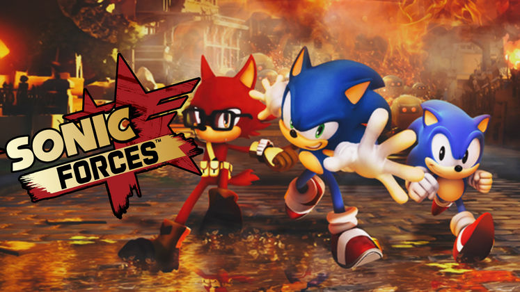 Sonic Forces - How To Stop Cutscenes From Stuttering, and Mid-Range PC Performance Test