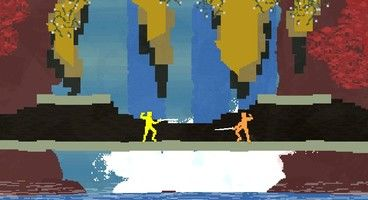 Much anticipated indie title Nidhogg released on Steam