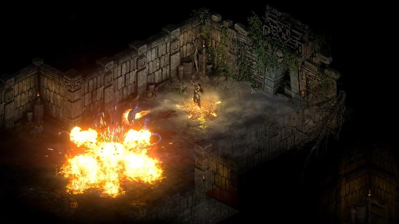 365NEWSX.COM::USA::Diablo 2: Resurrected Wont Include