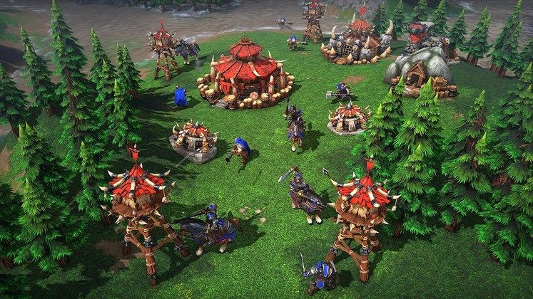 Warcraft 3: Reforged TOS Requires Users to