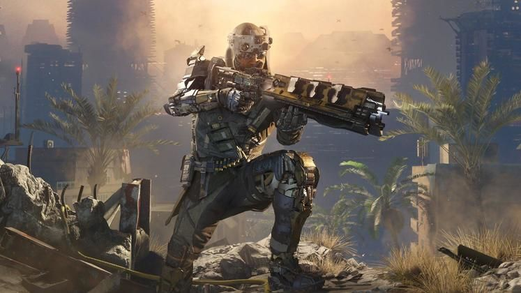 Black Ops 4 Set to Launch With 11 Maps Only