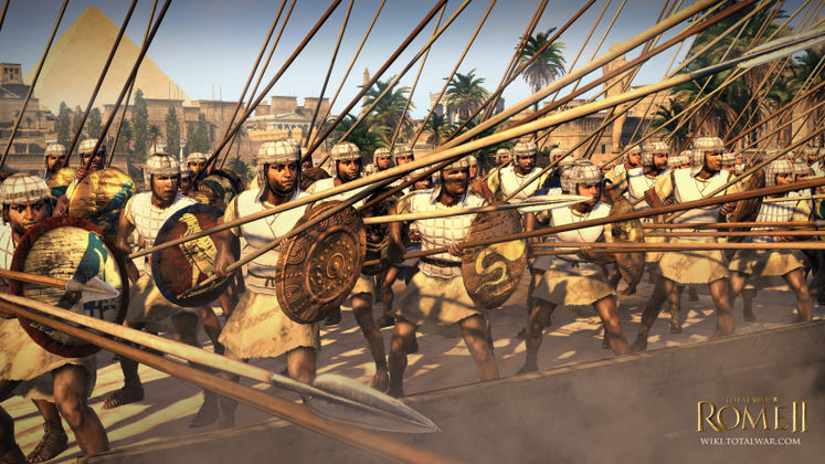 Eighth Total War: Rome II faction is Egypt, more reveals teased