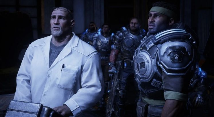 Gears 5 Changing Characters - How to Switch Character During Play