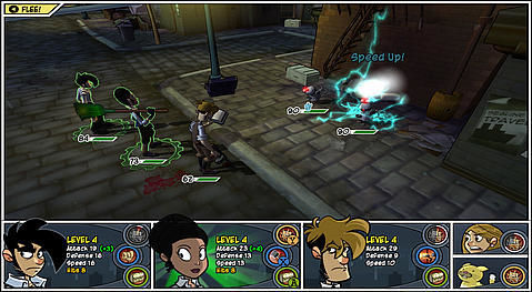 Penny Arcade Adventures: On the Rain-Slick Precipice of Darkness coming to PSNetwork Fall 2008