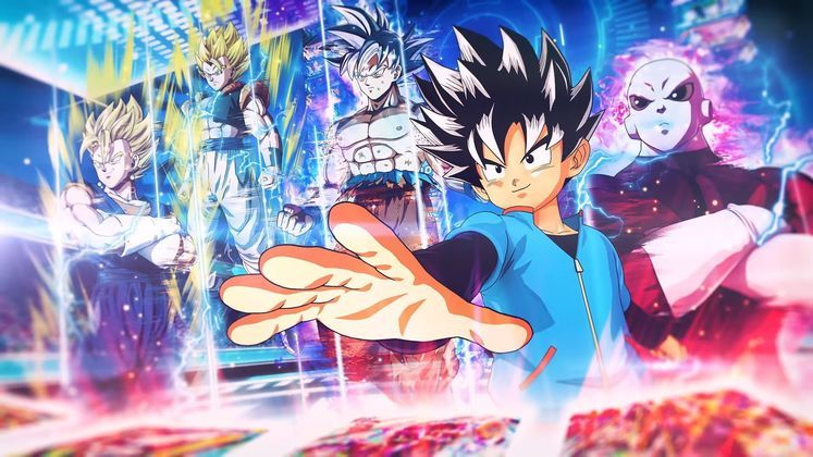 Super Dragon Ball Heroes World Mission Launches Worldwide in April