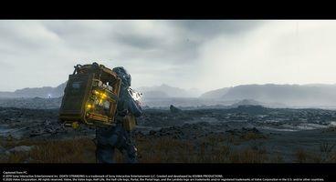 Death Stranding PC Patch Notes - 1.03 Update provides DLSS Support for Ampere GPUs