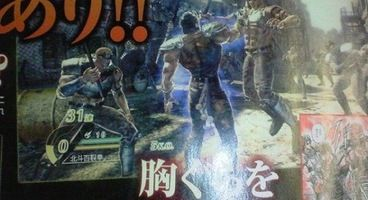 Fist of the North Star from Tecmo, developing for Xbox 360 and PS3
