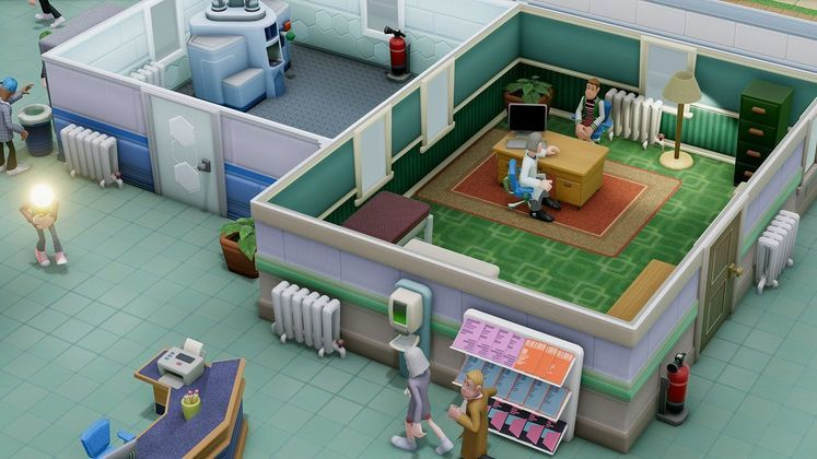 Two Point Hospital devs: