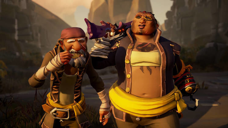 Sea of Thieves Haunted Shores Update - Release Date, Shanty Selection UI and Ghost Ships