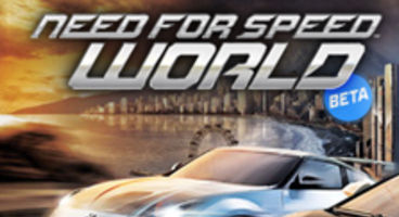 EA: Need for Speed World's open beta today, ends after weekend