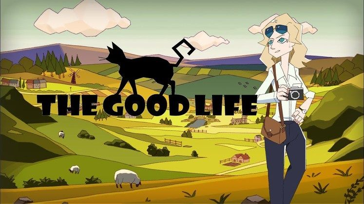 The Good Life from Deadly Premonition creator SWERY is Twin Peaks meets Hot Fuzz, with cats