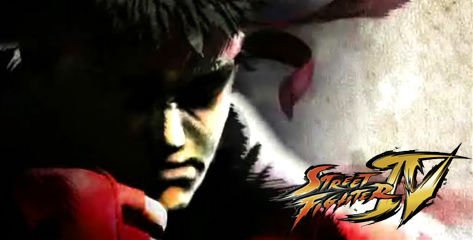 Announcment announcing Street Fighter IV's PC date this May 1st