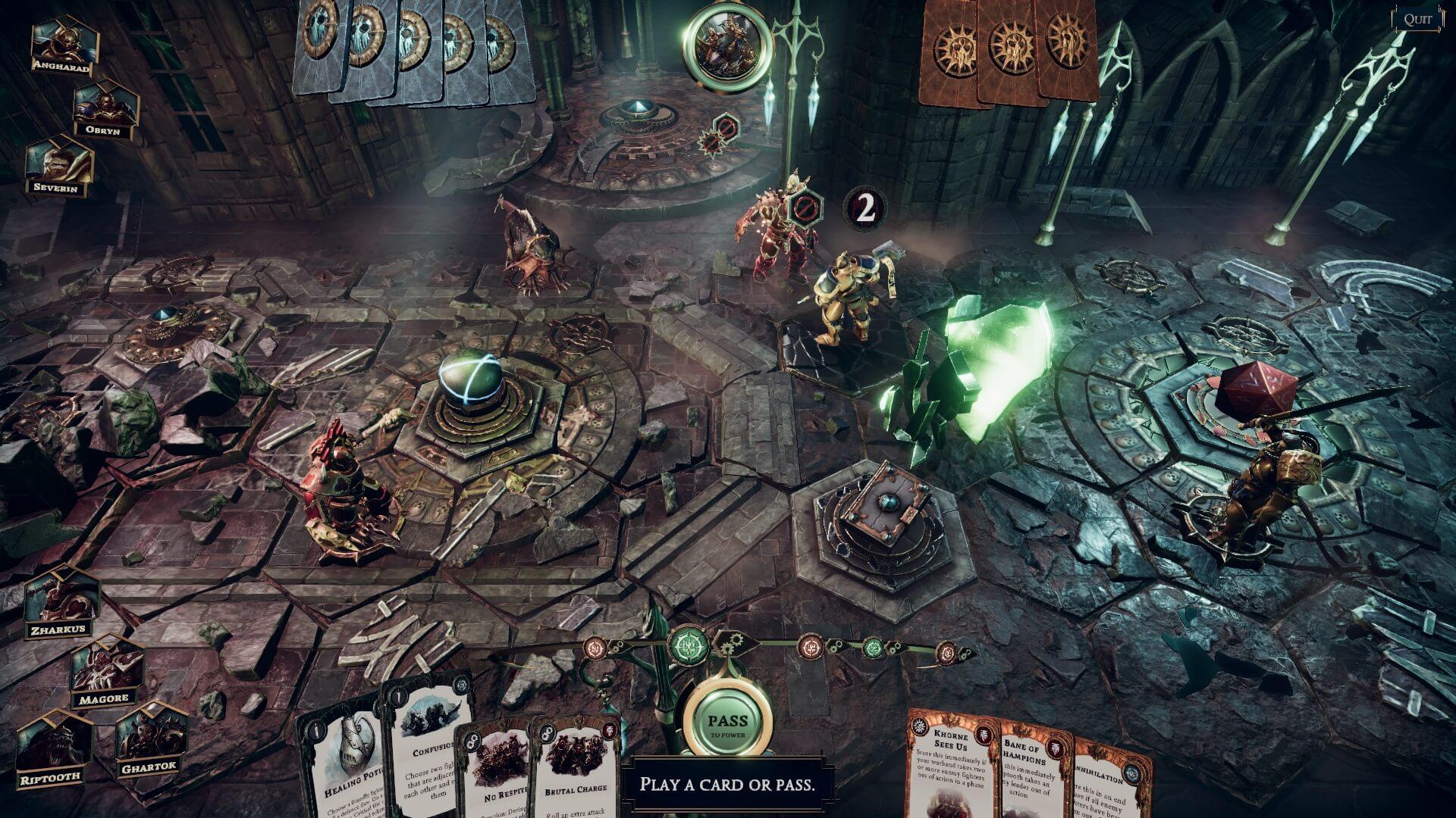 Warhammer Underworlds Online Enters Steam Early Access Gamewatcher