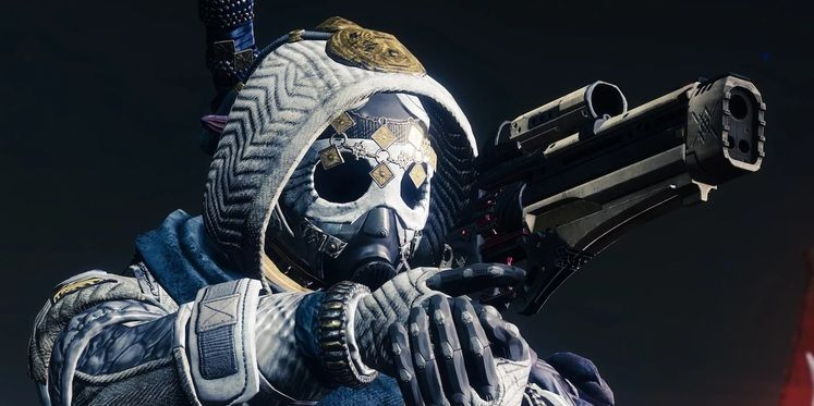 Destiny 2 Eriana's Vow - How to get the Exotic Sniper Handcannon