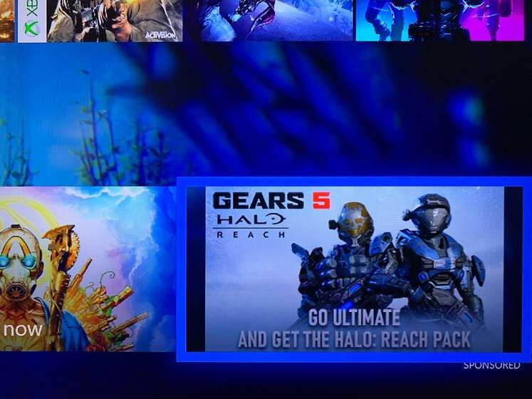 Gears 5 will get Halo Reach DLC