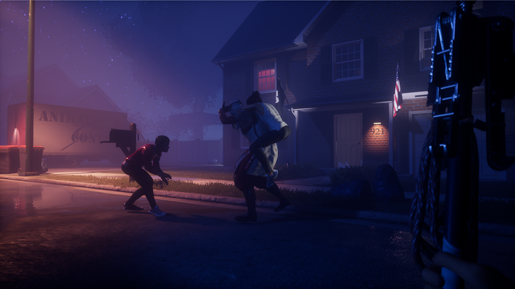 Left 4 Dead meets Stranger Things from the creators of Bioshock 2? Yes please.