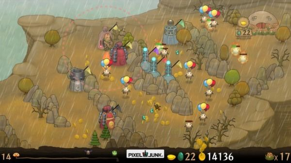 Pixeljunk Monsters Ultimate hits Steam on 26th August