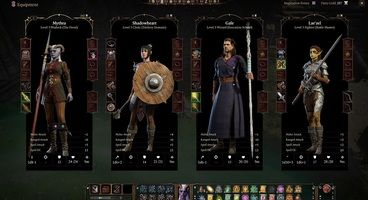 Baldur's Gate 3 Party Size Guide - How Many Party Members Can You Have?
