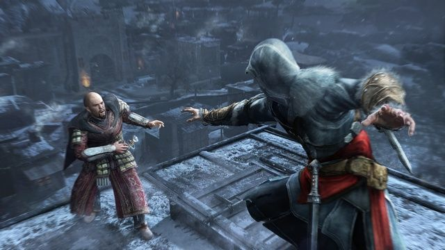 Assassin's Creed: Revelations is gold