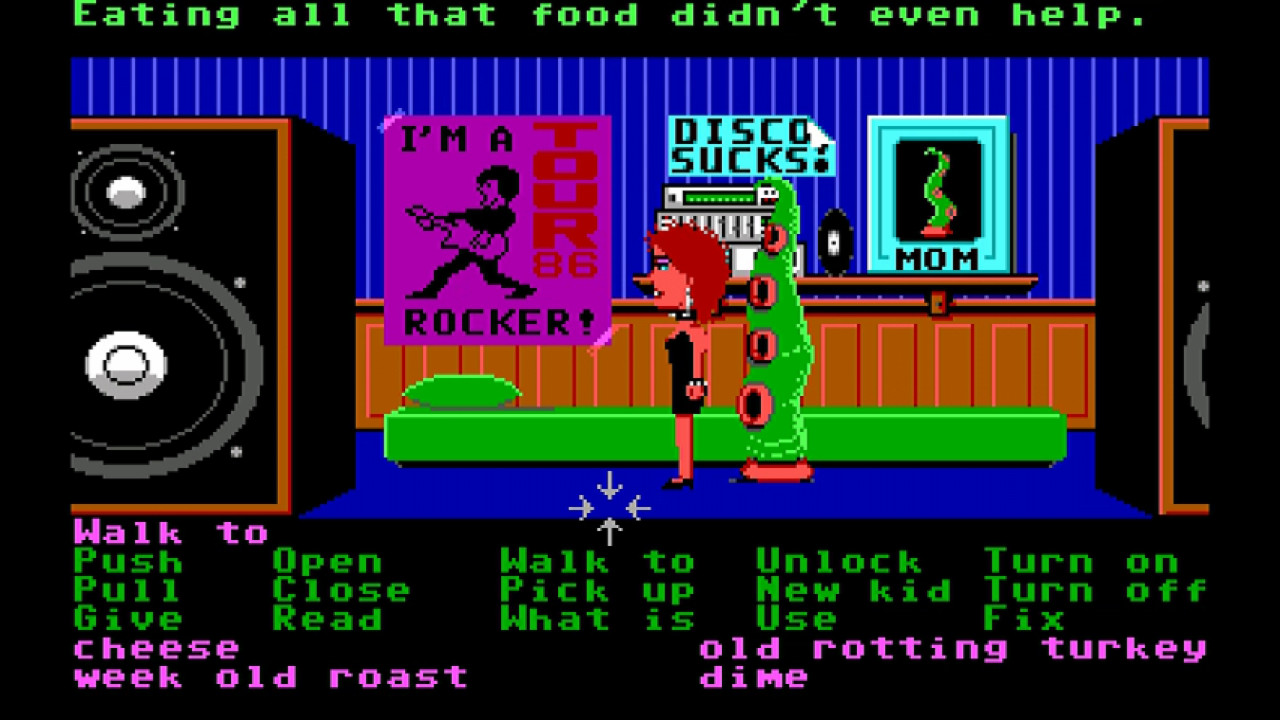 ScummVM Adds Support For All Sierra Adventure Games and