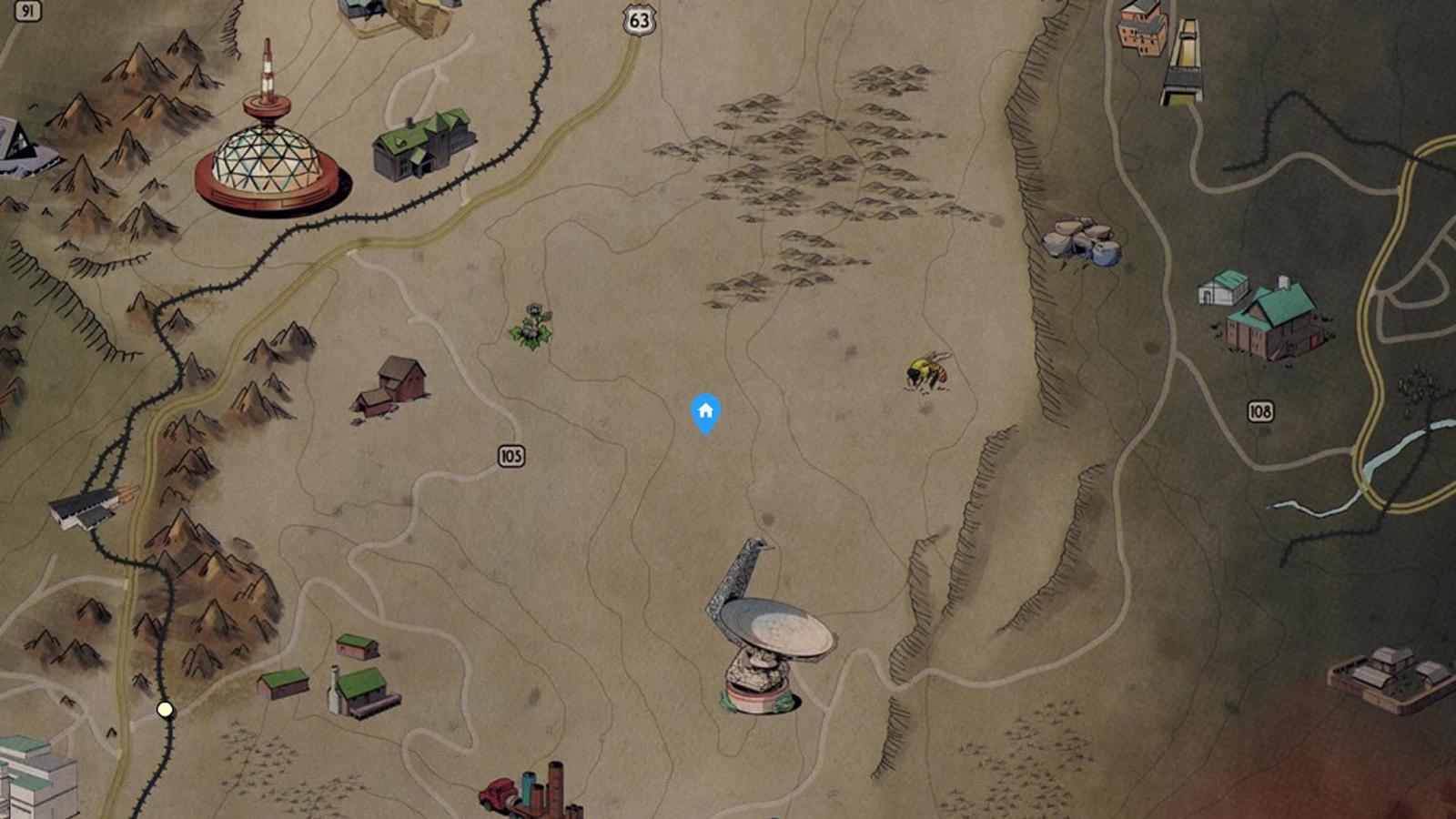 Fallout 76 Nuke Codes - Site Alpha, Bravo, Charlie Nuke