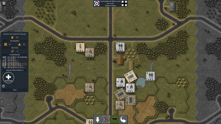 Valor & Victory brings tabletop to the desktop