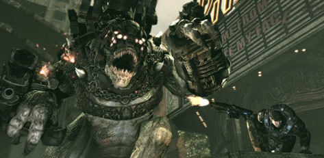 'Marcus Felix' on some Gears of War 2 teasers, Epic staying quiet