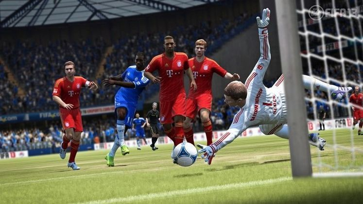 FIFA 13 gets PC patch