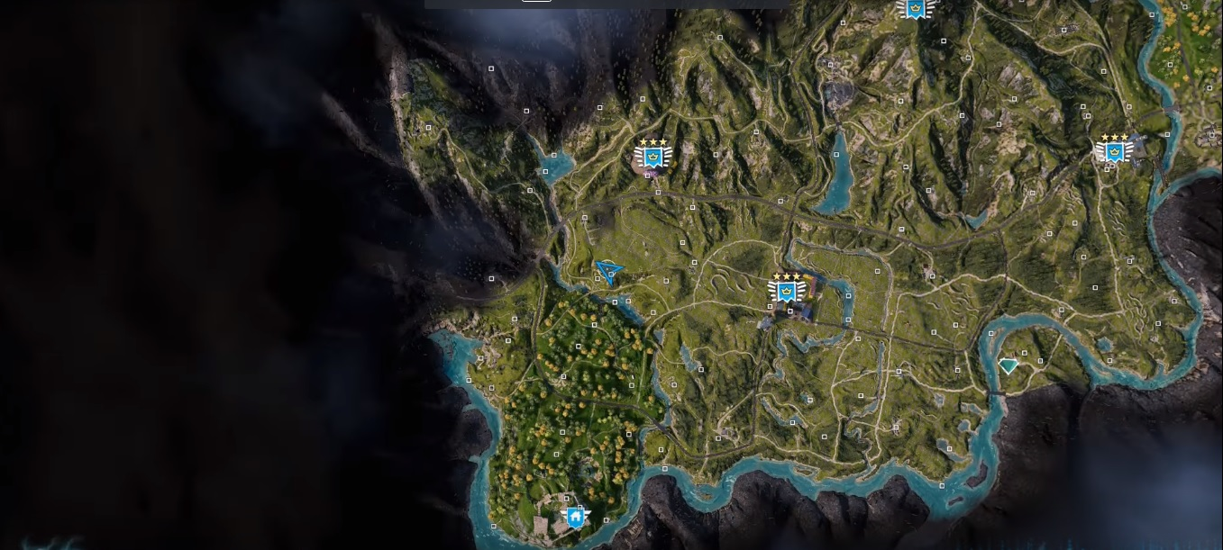 Far Cry New Dawn Hare Location Where Can You Hunt The Gamewatcher