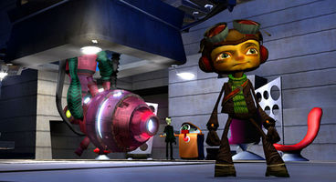 Self-publishing keeps Double Fine afloat, Psychonauts sales 'a steady income'