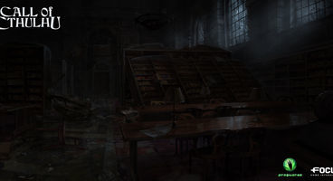 Frogwares are working on Call of Cthulhu for PC and Next-gen consoles