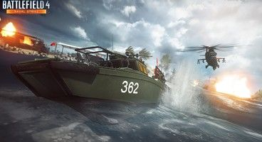Battlefield 4 Naval Strike DLC on general sale today