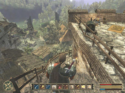 First details of Gothic 4: Arcania appear, set 10 years after the last