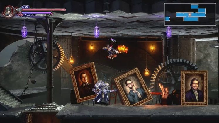 Bloodstained Ritual of the Night Benjamin Locations