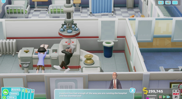 Two Point Hospital Reveals First Extended Gameplay