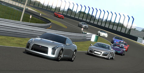 Gran Turismo 5 coming next Christmas, revealed by top Sony exec