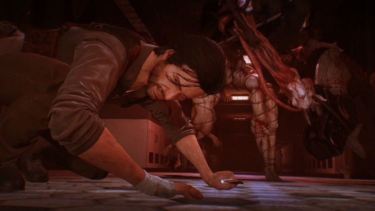 The Evil Within 2 - How To Get All The Good Starting Weapons Quickly