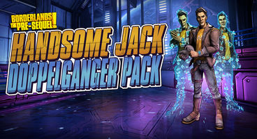 Pre-Sequel getting Handsome Jack DLC character this week‏