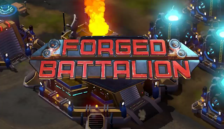 Forged Battalion revealed, a new RTS from the ex-Westwood team of Petroglyph