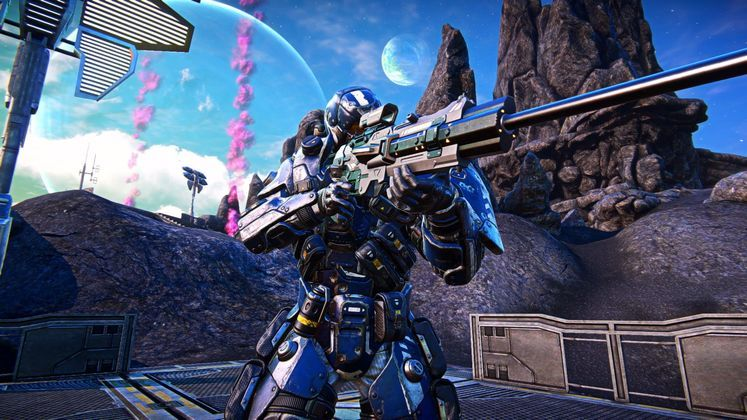 PlanetSide Arena Weapons - What Weapons Will Be Featured in PlanetSide Arena